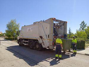 San Lorenzo de El Escorial modifica el contrato de limpieza viaria para introducir mejoras en el servicio