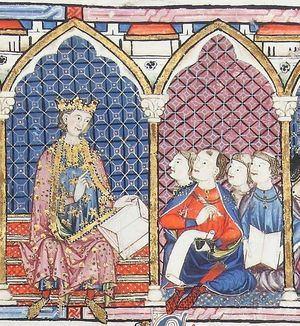 El Monasterio de San Lorenzo celebra el 800 aniversario de Alfonso X El Sabio con un concierto teatralizado