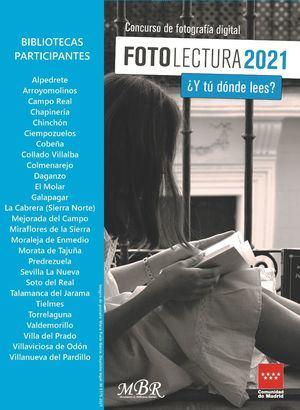 La Biblioteca de Galapagar se suma al concurso de Fotografía Digital Fotolectura 2021