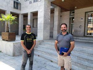 El portavoz socialista de Torrelodones se reúne con el alcalde de El Boalo para hablar de políticas de vivienda