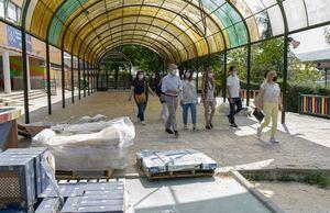 Majadahonda destina cerca de un millón de euros a obras en los colegios de la localidad durante el verano