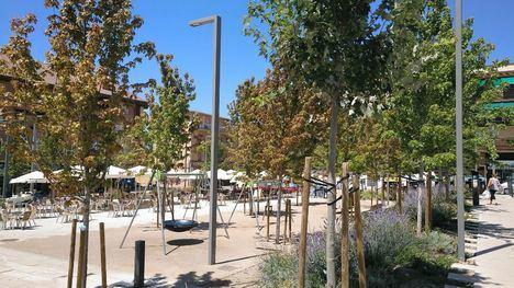 El Ayuntamiento de Collado Villalba y los comerciantes de Los Belgas acuerdan colaborar en materia de seguridad