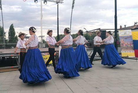 Galapagar acoge el primer intercambio cultural entre España y países lationamericanos
