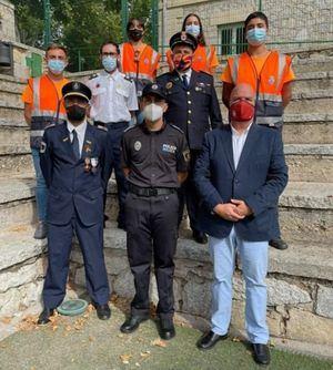 Nuevos voluntarios para la Agrupación de Protección Civil de Moralzarzal