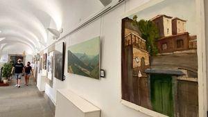Las exposiciones protagonizan las propuestas culturales de San Lorenzo para las próximas semanas