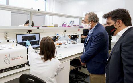 La Comunidad crea un laboratorio de cultivo celular para investigar materiales innovadores de uso sanitario
