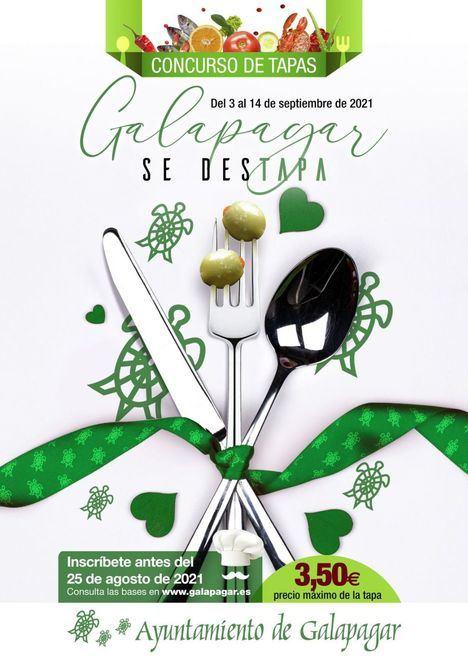 Galapagar lanza la convocatoria para participar en el concurso de tapas 'Galapagar se destapa'