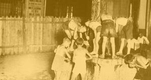 Los veranos del siglo pasado en la Comunidad de Madrid, en la muestra fotográfica virtual '¡Qué calor!'