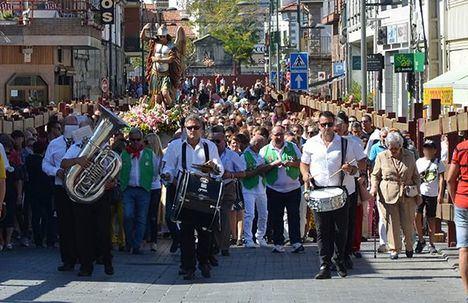 Guadarrama suspende las fiestas de septiembre en honor a San Miguel y San Francisco