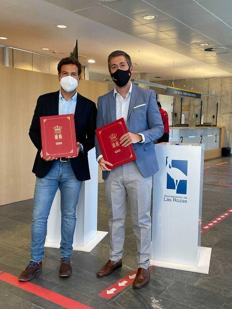 Las Rozas y la Comunidad de Madrid firman un protocolo para potenciar la atención e información al ciudadano