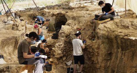 La Comunidad de Madrid emprende la 20ª edición de la campaña de excavaciones en el Valle de los Neandertales