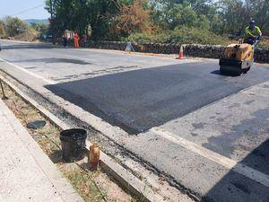 Comienzan las obras para instalar reductores de velocidad en la M-623 en Guadarrama