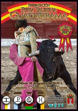 Guadarrama presenta este sábado el cartel de su Feria de Novilladas 2021