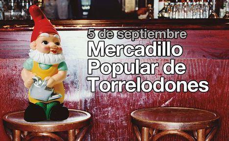 El Mercadillo Popular de Torrelodones regresa el 5 de septiembre
