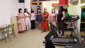 Collado Villalba prepara los centros educativos para el inicio del curso escolar