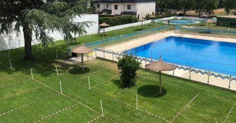 La piscina municipal de El Escorial clausura su temporada de baño el próximo sábado