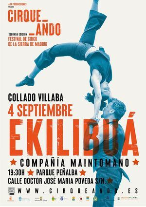 Autocine, circo y Rastro Gigante: un fin de semana cargado de propuestas culturales en Collado Villalba