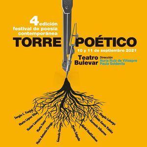 Festival de Poesía Contemporánea de Torrelodones Torrepoético: poesía para tiempos de incertidumbre