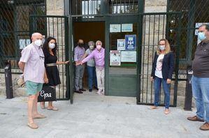 El Hogar del Mayor de Guadarrama reabre sus puertas tras casi año y medio cerrado