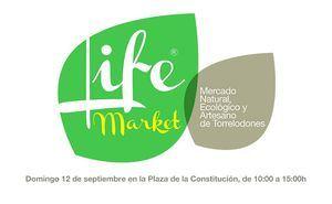 Torrelodones acoge una nueva reunión del mercadillo ecológico Life Market