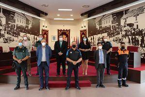 La Junta Local de Seguridad de Galapagar analiza los datos de criminalidad y organiza el dispositivo de las fiestas