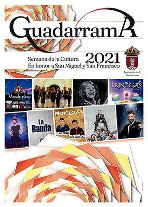 La Semana Cultural de Guadarrama ofrecerá actuaciones como las de José Mercé o Raya Real