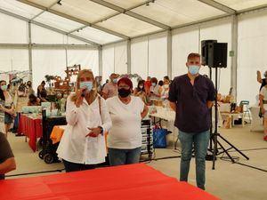 1.750 visitantes en el III Encuentro Artesano de la Sierra Noroeste celebrado en Collado Villalba