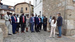 De Kenia a Collado Villalba para establecer vínculos de colaboración y conocer el sistema de gestión de residuos