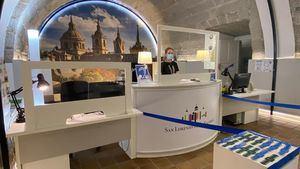 San Lorenzo de El Escorial constata el aumento de visitantes durante este verano