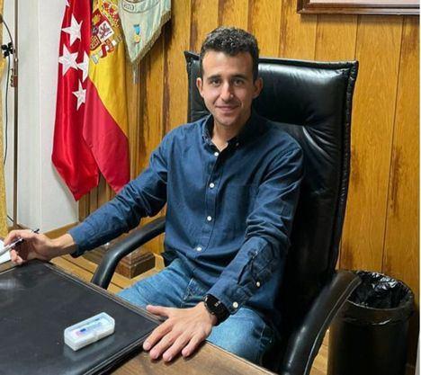 El alcalde de El Escorial, Cristian Martín, da a conocer la composición del nuevo equipo de Gobierno