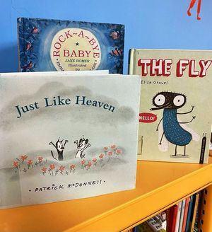 Story time, cuentos en inglés para los más pequeños en la Biblioteca de San Lorenzo