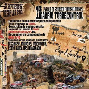 Torrelodones acoge Madrid Torrecontrol, gran concentración de aficionados a los vehículos crawler
