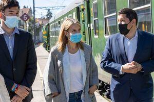 El Ayuntamiento de San Lorenzo renueva el convenio de colaboración con el Tren de Felipe II