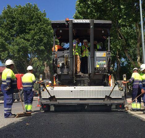 La Dirección General de Carreteras cortará la M-614 en Guadarrama el lunes 27 por trabajos de asfaltado