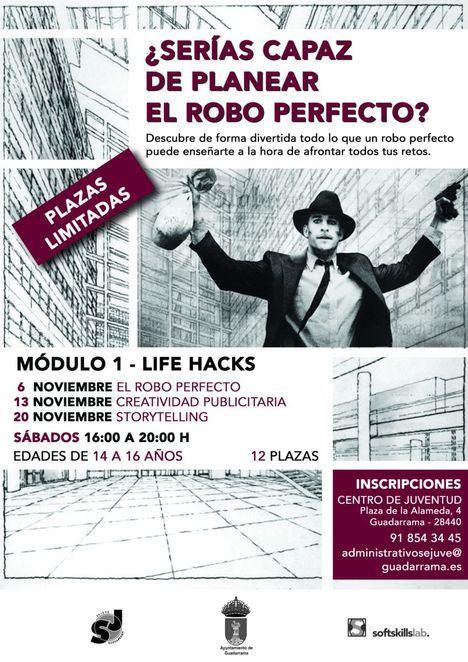 El Servicio de Juventud de Guadarrama ofrece este otoño un Club de Debate y diversos talleres