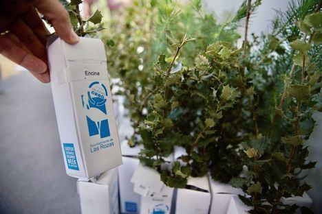 Las Rozas planea un gran evento familiar en octubre para plantar más de 1.000 nuevos árboles