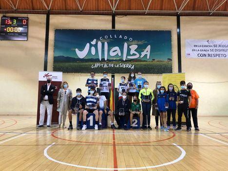 Más de 200 jugadores pasaron por el Máster Jóvenes sub-13 y sub-17 de Bádminton de Collado Villalba