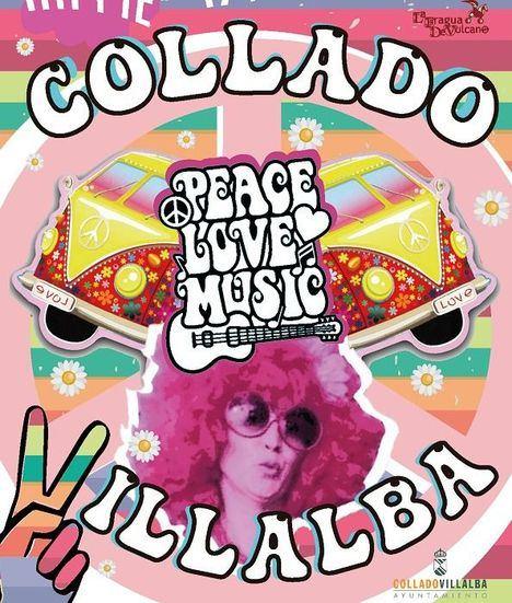 Este fin de semana Collado Villalba ofrece un mercadillo hippie y la Feria del marisco gallego
