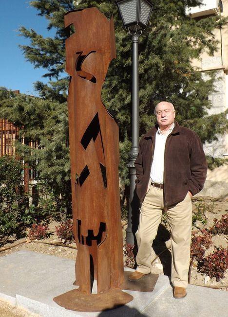 Torrelodones homenajea este mes de octubre al escultor Juan Moral en su 80 aniversario