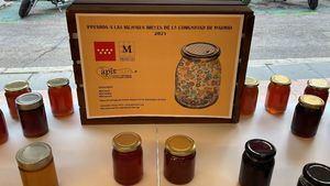 La Comunidad de Madrid premia a las mejores mieles regionales de entre 30 variedades