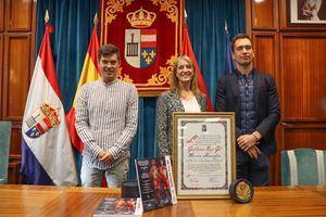 San Lorenzo entrega su Mención de Honor al atleta Guillermo Rojo, medalla de oro en los Juegos Paralímpicos de Tokio