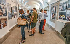 La Casa de Cultura de San Lorenzo programa ocho nuevas exposiciones para el último trimestre del año