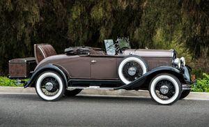 Moralzarzal acoge, el sábado 16 de octubre, un encuentro de vehículos clásicos