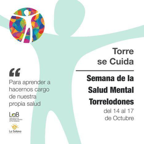 Torrelodones celebra, del 14 al 17 de octubre, la Semana de la Salud Mental, nueva iniciativa del LaB