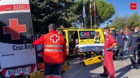 Un joven, herido de gravedad tras ser atropellado por un autobús en Collado Villalba