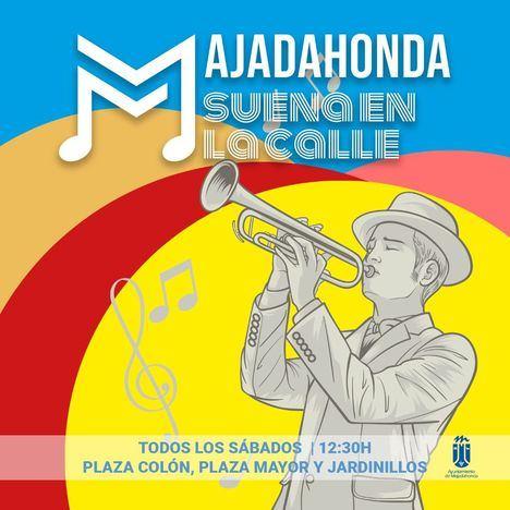 Las plazas del centro de Majadahonda tendrán conciertos en la calle todos los sábados hasta diciembre