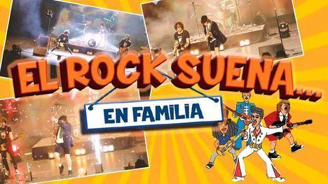 Happening presenta 'El Rock Suena en Familia', un concierto solidario en Moralzarzal