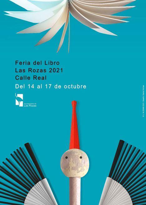La calle Real de Las Rozas acogerá la Feria del Libro desde el 14 de octubre