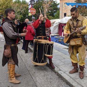 El 22 de octubre vuelve el Mercado Medieval a El Escorial