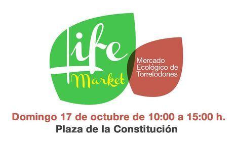 Nueva edición de Life Market este domingo en Torrelodones